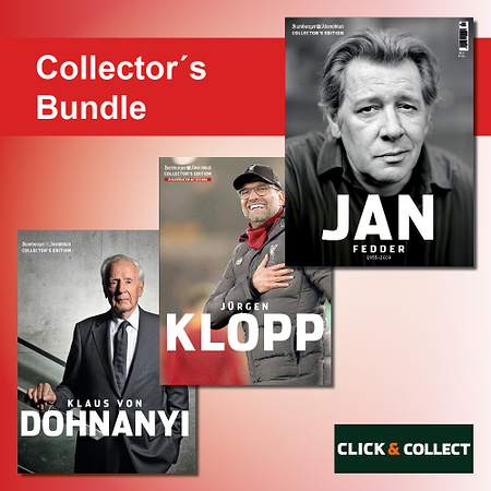 Collector´s Edition Bundle 3 Magazine