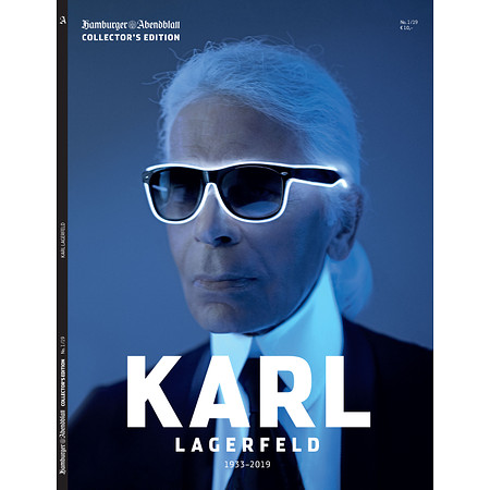 HAMBURGER ABENDBLATT COLLECTOR'S EDITION Karl