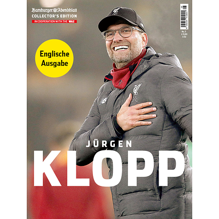 HAMBURGER ABENDBLATT COLLECTOR'S EDITION Klopp (Englisch)