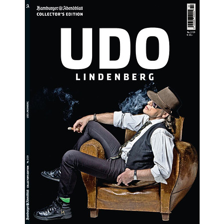 HAMBURGER ABENDBLATT COLLECTOR´S EDITION UDO LINDENBERG