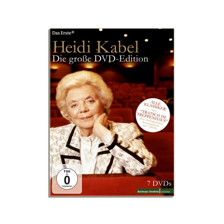 Heidi Kabel - DVD-Box